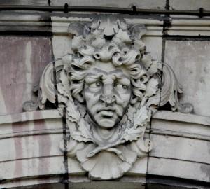 Sylvain ou tête de caractère